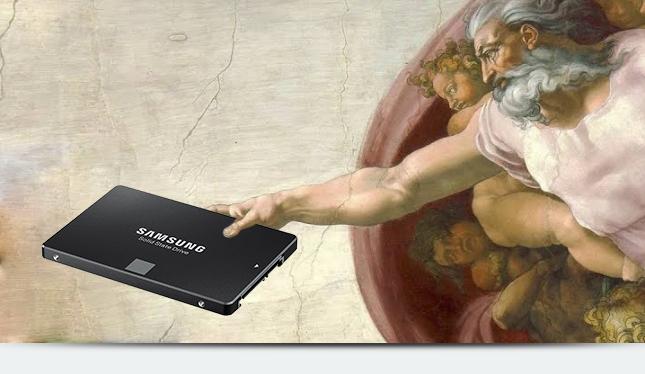 SSD-диск - величайшее изобретение человечества последних лет