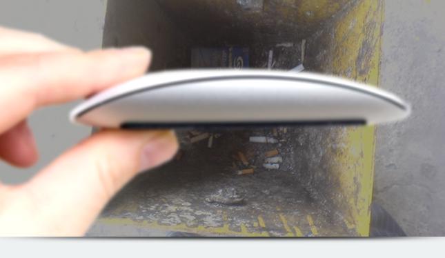Спойлер: выкиньте ее в помойку! Apple не умеет делать мыши!