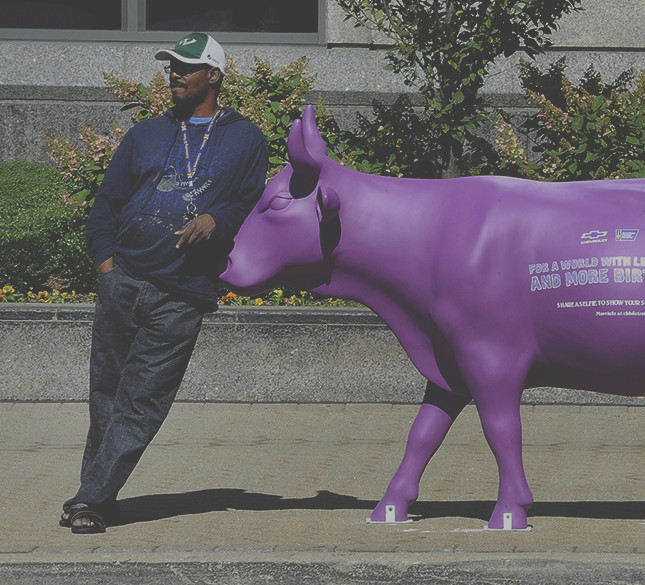 фиолетовая корова годин epub