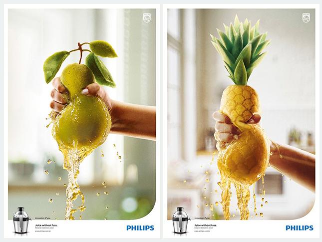 вкусная реклама