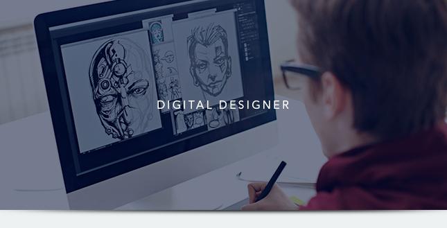специализаций дизайнеров