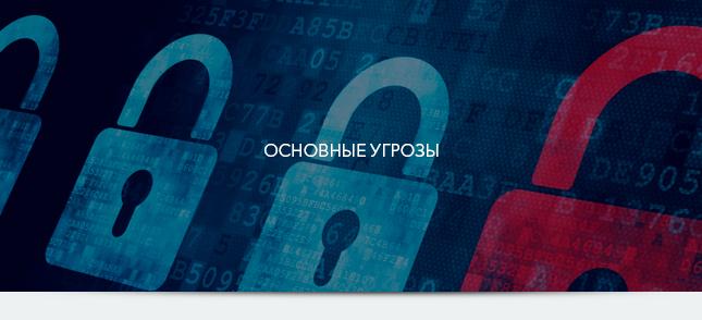 угрозы базам данных