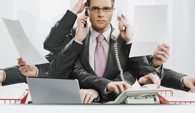 обработка заявок по телефону