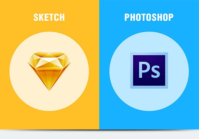 Какое ПО лучше использовать для дизайна интерфейсов: Photoshop или Sketch?