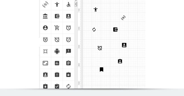 Мокапс предлагает Вам большой выбор различных иконок