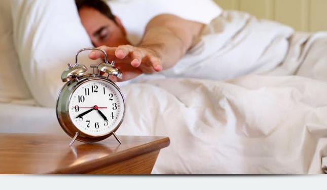 Чтобы нормально выспаться, нужно спать 6-8 часов