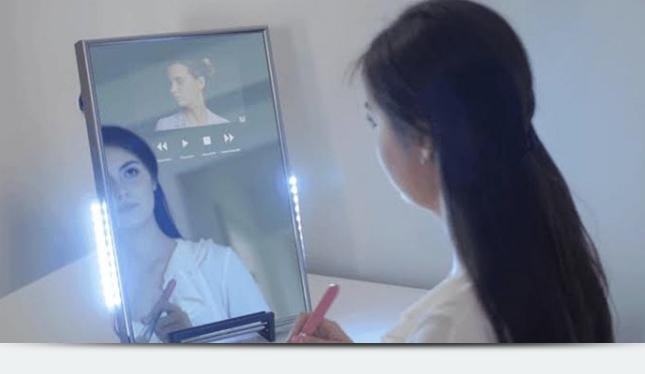 Что представляет из себя цифровое зеркало?