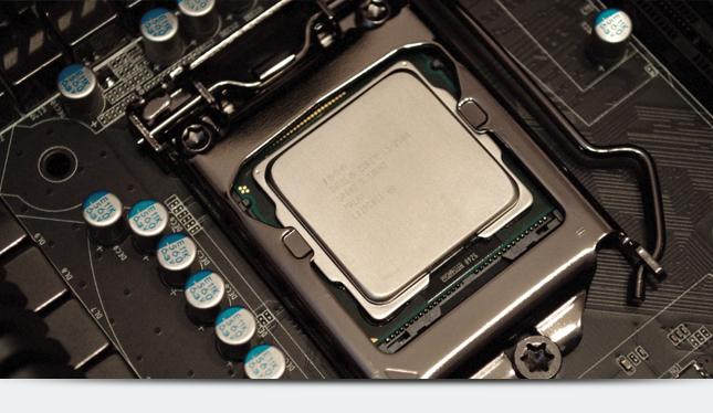 Каким должен быть процессор у пк графического дизайнера?