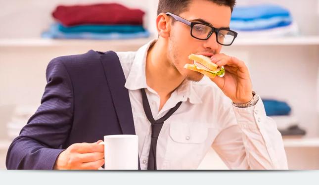 Что представляет из себя корпоративное питание?